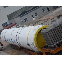 1.0m3 Volume Gas Storage Tank ISO Tank Container 800mm Inner Container Diameter Manufactures