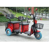 China 25 Miles 60V 32Ah Three Wheel Electric Mobility Scooters on sale