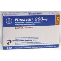 Anti-cancer Pharmaceuticals White Powder Inhibitor Drug Nexavar Sorafenib Tosylate Manufactures