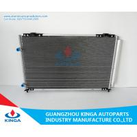 Custom Auto AC Condenser for ODYSSEY  Cooling Aluminum car parts Manufactures