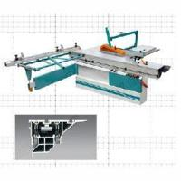 Precision Wood Cutting Sliding Table Saw (ZST6128A) Manufactures