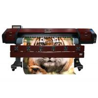 1.8m High Speed Dye-Sublimation Transfer Printer 5113 Double Head For Transfer Paper Manufactures