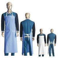 Medical PVC Aprons Adults Anti - Bacteria 115x90 Cm Size , Acid Resistant Apron  Manufactures