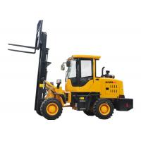 China HORNquip 3 Ton Forklift Loader 920 FL 4400 kg Operate Weight CE Certified on sale