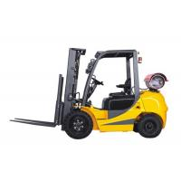 China Seat Type Industrial Forklift Truck , Various Engine Compact Forklift Trucks on sale