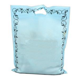 Advertising Storage Non Woven Reusable Bags Non Woven T Shirt Bag Foldable Manufactures