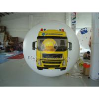 Quality 5*2.2m Inflatable Large Advertising Printed Helium Balloon with digital printing for sale