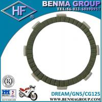 HF Motorcycle Clutch Plate, Motorcycle Clutch Disc CB100 Manufactures