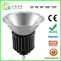 Cool White High Bay LED Lighting Waterproof with 200 watt  Power , 6500k CCT Manufactures