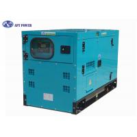 20kVA Soundproof Generator With Kubota Diesel Engine Model V2003-T-E2B Manufactures