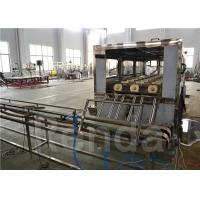 Drinking Water Bottled Water Barrel  Filling Machine Bottling Production Line Manufactures