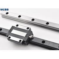 China Miniaturization  Linear Motion Bearings Low Noise P6 Open 2RS Seal on sale