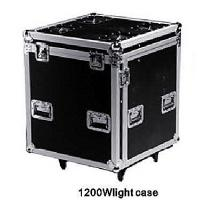 1200W Sturdy Spot Light Rack Flight Case Red / Navy With Two Doors Manufactures