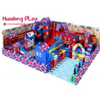 China Naughty Indoor Playground Equipment , Large Size Indoor Playroom Equipment Castle on sale