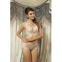 China space odyssey light purple wired padded bra /lady wired paded balcony bra /cradle mould br on sale