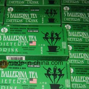 China Dieters'drink 3 Ballerina Slim Diet Tea  Extra Strength 3 Ballerina Herbal Slimming Tea No Side Effect Slimming Tea Herb on sale
