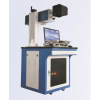 Nonmetal Co2 Laser Marking Machine For Garments Leather Plastic Cutting Manufactures