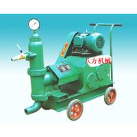 China Single cylinder piston grouting pump on sale