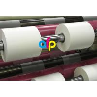 42 Dynes Double Corona Treatment Thermal Roll Matte Laminating Film for Hot Stamping and Spot UV Manufactures
