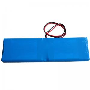 Medical Equipment 14.8V 6000mAh Lithium Ion Polymer Battery UN38.3 Manufactures