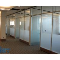 Sturdy Clear Or Frosted Modern Office Partitions Easy Installation Manufactures