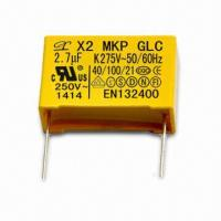 Film Capacitor with High-frequency, Suitable for High-current, Mae of Metalized Polypropylene Manufactures