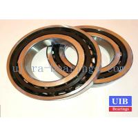 80*125*22mm 7216 AC Angular Contact Bearings GCR15 P4 Precision Red Brown Manufactures