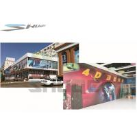 Kino 4D Movie Cinema System, Environmental Simulation Theater For Theme Park Manufactures