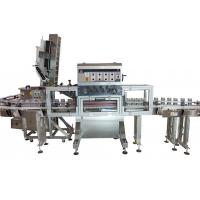 China PLC Control Interface Automatic Capping Machine For Cosmetic / Food / Pharmaceutical on sale