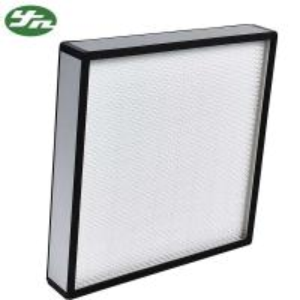 Aluminum Frame HEPA Air Filter / Mini Pleat HEPA Filter For AHU HVAC System Manufactures