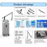 Quality fractional co2 laser,three system,normal,fractional,gynecology for sale