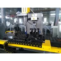 Full Automatic Cnc Punch Machine Cnc Punching Machines For Steel Plates Custom-designed Manufactures