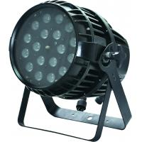 18*10w rgbw 4in1 IP65 waterproof led par light with zoom for sale Manufactures