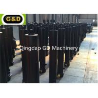 Single Acting Constant Velocity Telescopic Hydraulic Cylinders for Trailer Lifting Manufactures