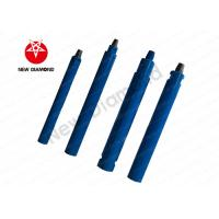 Blue Water Well Drilling Hammer DTH Drilling Tool BR1 / BR2 / BR3 Shank Style Manufactures