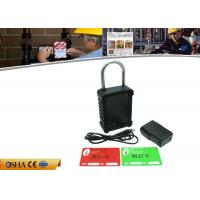 NFC RFID Secure Remote Control Padlock 3G Logistic Express Cargo Monitoring Manufactures