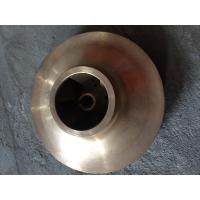 Iron , brass water pump impeller sand casting marine pump impeller parts ISO9001 Manufactures