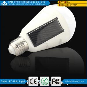 HaMi LED light New Designed Solar Panel Light Bulb LED Powered Light,Portable Waterproof Emergency Light Manufactures