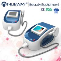 China Hair Removal diode laser portable machine with permanent epilation high power laser handpi on sale