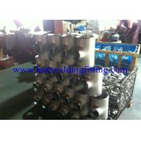 Nickel Alloy Steel Alloy 625 / Inconel 625 Tee Butt Weld NO6625 / NS336 / 2.4856 Manufactures