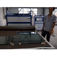 Quality Industrial Glass Laminating Machine Furnace for Glass Curtain Wall 36mm Max Glass Thickness for sale