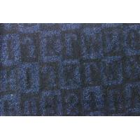 Natural Plant Dyed Warm Jacquard Dress Fabric Organic Felt For Suits Manufactures