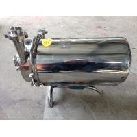 Stainless Steel Automatic Filling Machine Beverage Pump High Pressure Manufactures