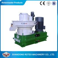 Biomass Wood Pellet And Corn Straw Rice Husk Pellet Mill Machine For Animal Feed Or Burner Wood Pellet Machine Manufactures