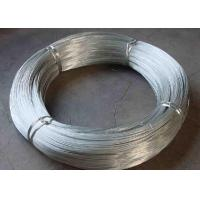 ISO9001 Certification Galvanized Iron Wire BWG18 BWG20 BWG22 0.7mm - 4.0mm Wire Manufactures