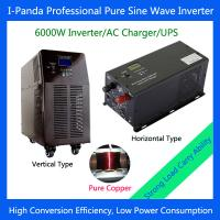 off grid pure sine wave inverter/Charger/UPS6000w Manufactures