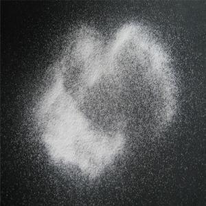 China Sandblasting sand white fused alumina/aluminum oxide abrasives grains on sale