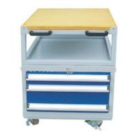 China wooden top heavy duty tools trolley with drawers and handles on sale