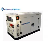 12KW 15KVA Three Phase FAWDE Diesel Generator Set Super Silent Manufactures