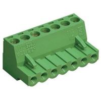 M2 / M2.5 / M3  steel Zinc plated Screws high current Spring Terminal Block 260V 7.62mm, 8.0mm Manufactures